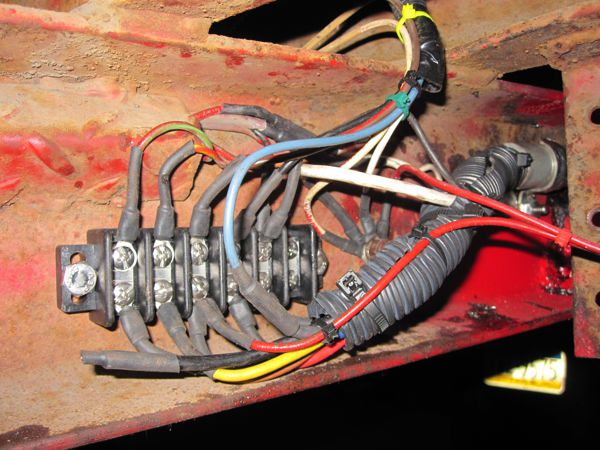 Trailer Wiring Repair